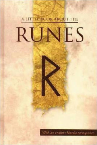 Cover of A Little Book About the Runes.