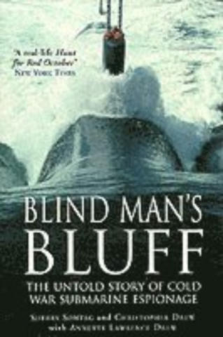 Cover of Blind Mans Bluff.