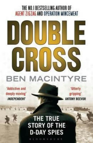 Cover of Double Cross.