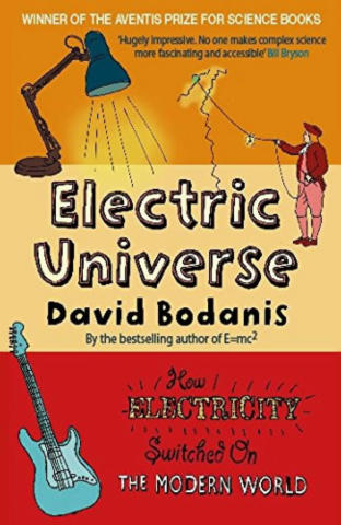 Cover of Electric Universe.