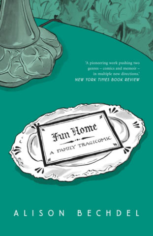 Cover of Fun Home.