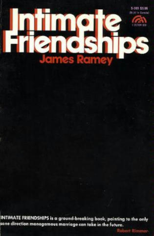 Cover of Intimate Friendships.