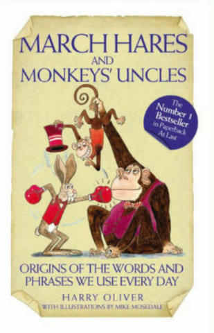 Cover of March Hares and Monkeys' Uncles.