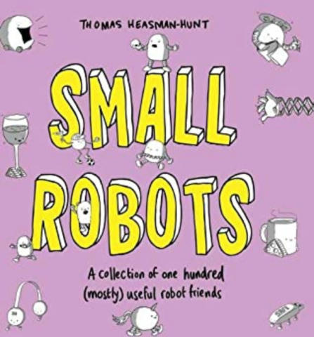 Cover of Small Robots.