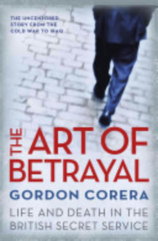 Cover of The Art of Betrayal.