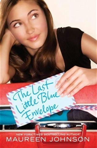Cover of The Last Little Blue Envelope.