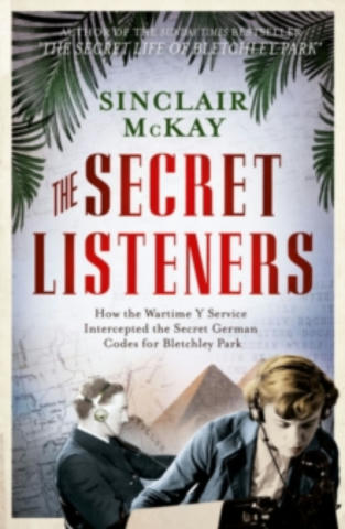 Cover of The Secret Listeners.