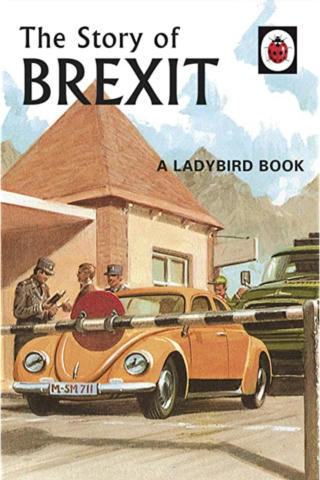 Cover of The Story of Brexit.