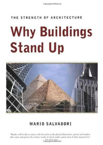 Cover of Why Buildings Stand Up.