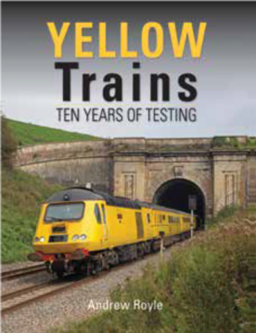 Cover of Yellow Trains.