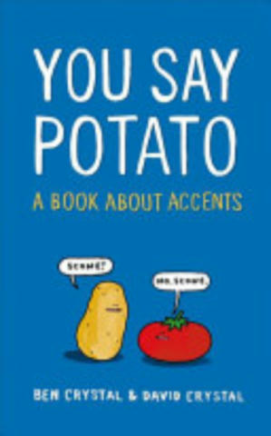 Cover of You Say Potato.